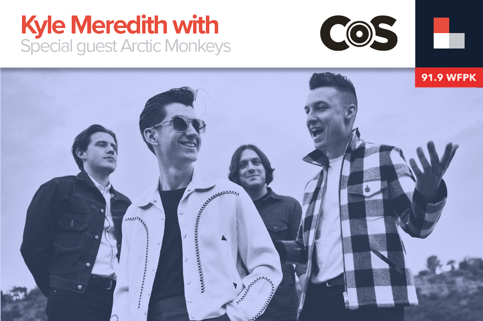 Kyle Meredith With... Arctic Monkeys