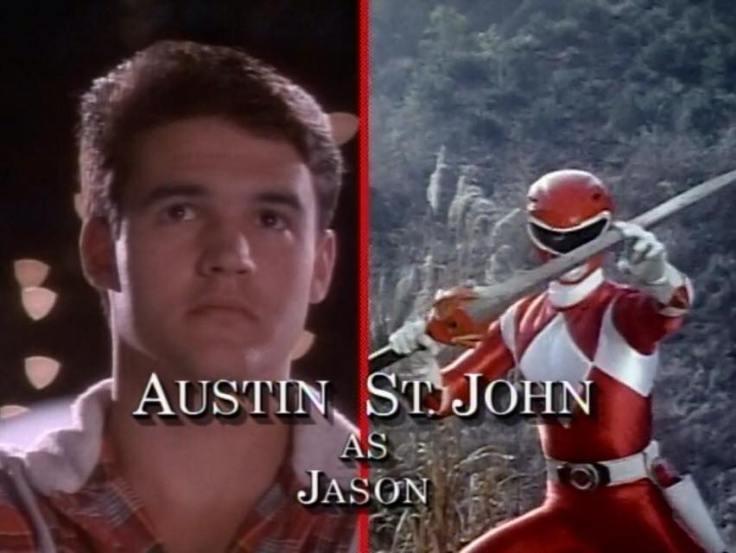 Austin St. John - Red Ranger