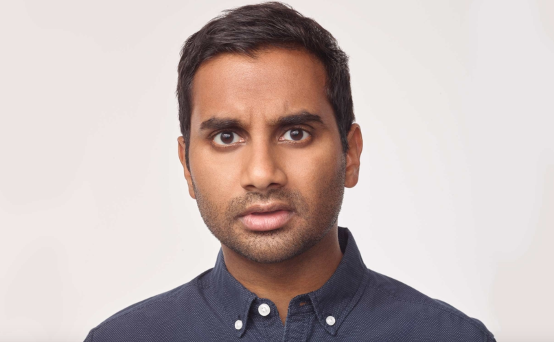 Aziz Ansari Stand Up Tour Working Out New Material