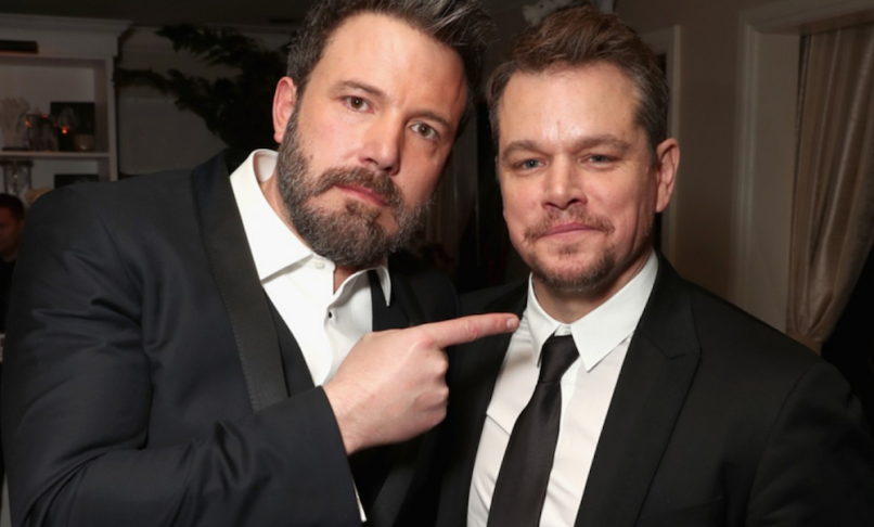 Ben Affleck, Matt Damon developing McDonald's Monopoly crime movie