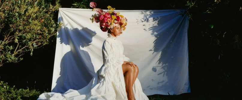 Beyoncé, photo by Tyler Mitchell for Vogue