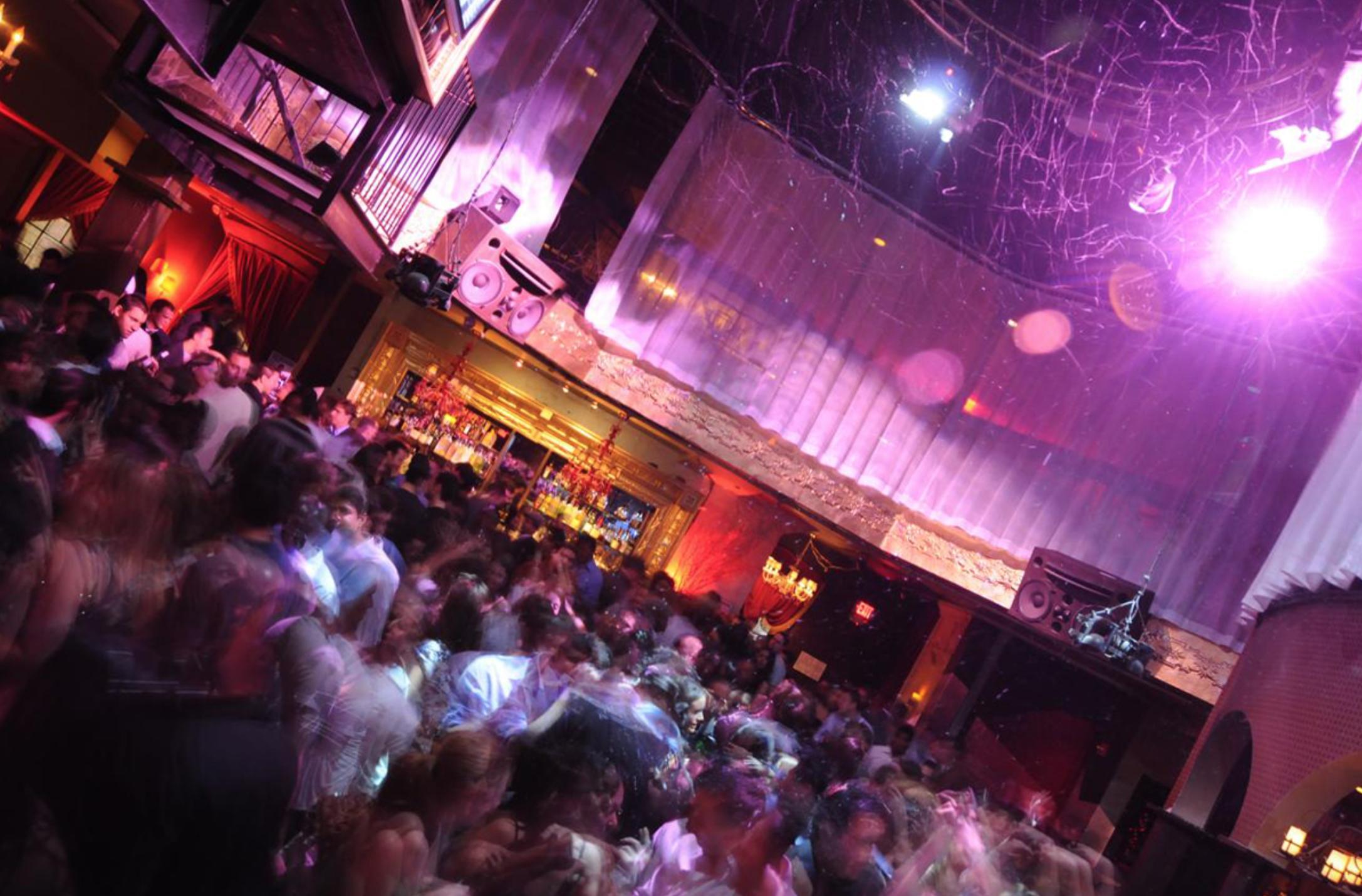 Boston Club, photo by John Marcus III