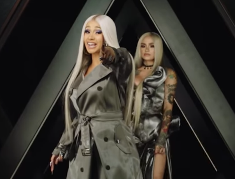 "Watch Cardi B and Kehlani in ""Ring"" music video"