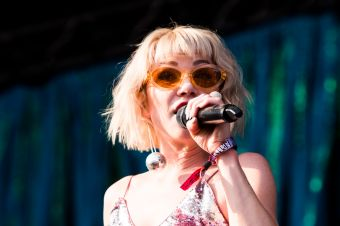 Carly Rae Jepsen, Lollapalooza 2018, photo by Caroline Daniel