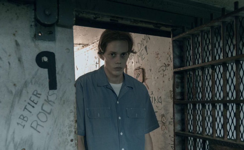 Bill Skarsgard, Castle Rock
