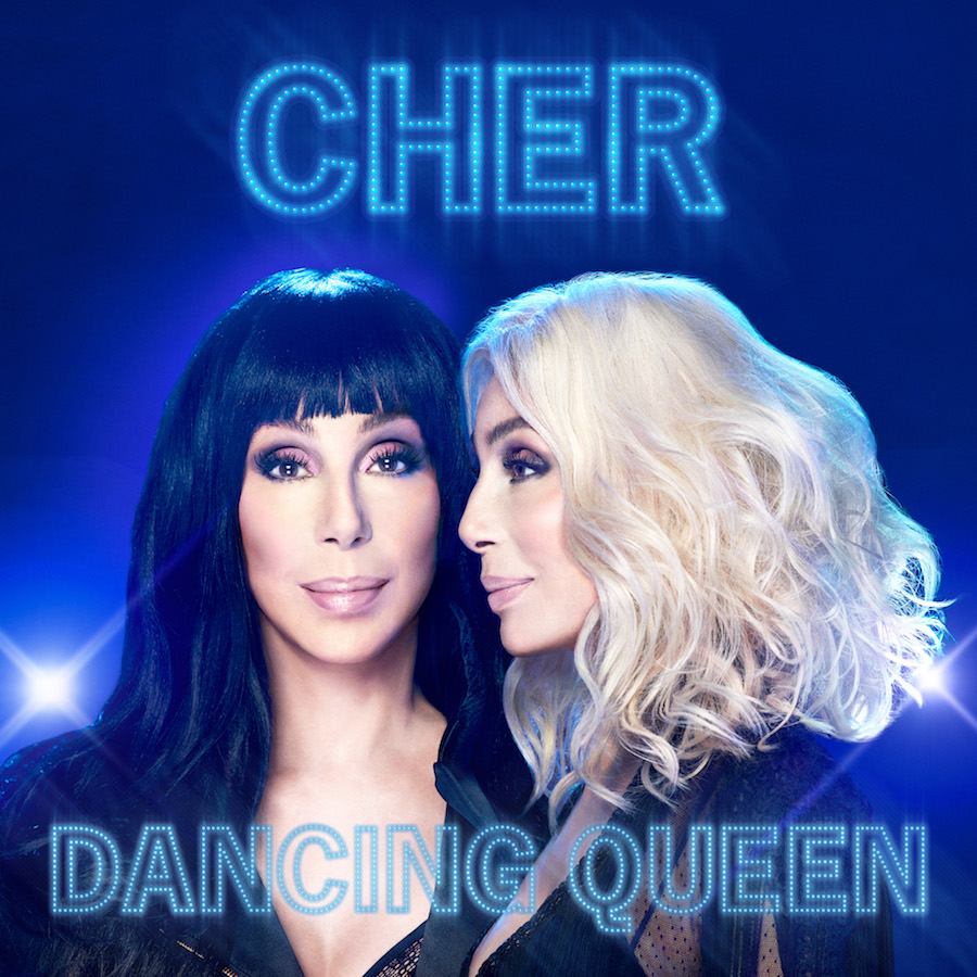 Cher Dancing Queen Album Cover Art Artwork Covers Album ABBA
