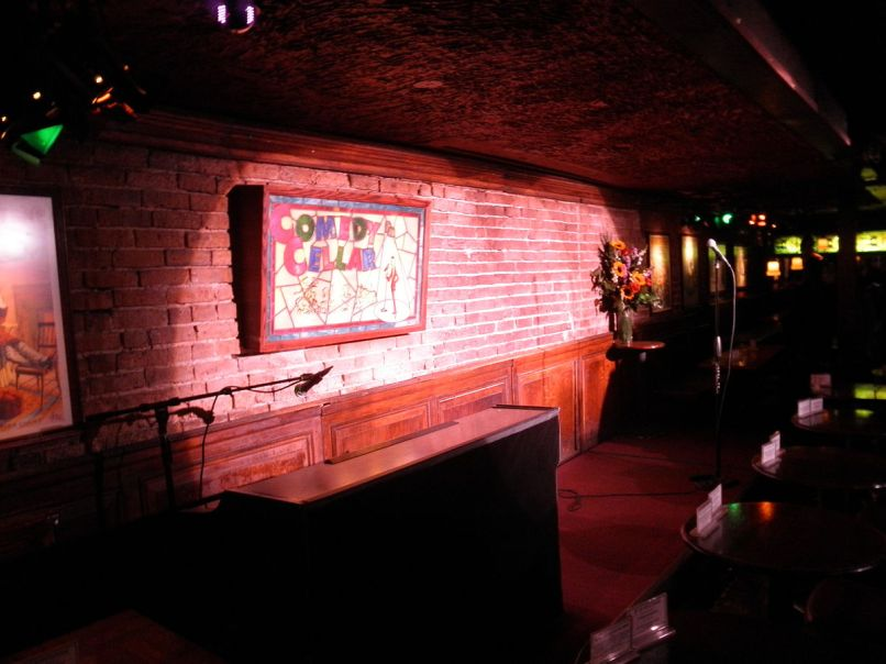 Comedy Cellar (Source: Wikipedia)