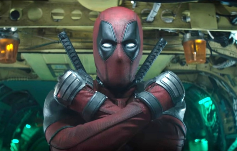 Deadpool 2 Deleted Scene Baby Hitler