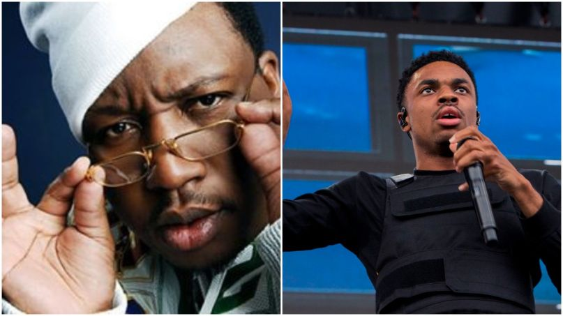 Vince Staples guests on E-40's new single,