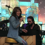Father John Misty Jenny Lewis God's Favorite Customer Historic Fort York Duet Piano