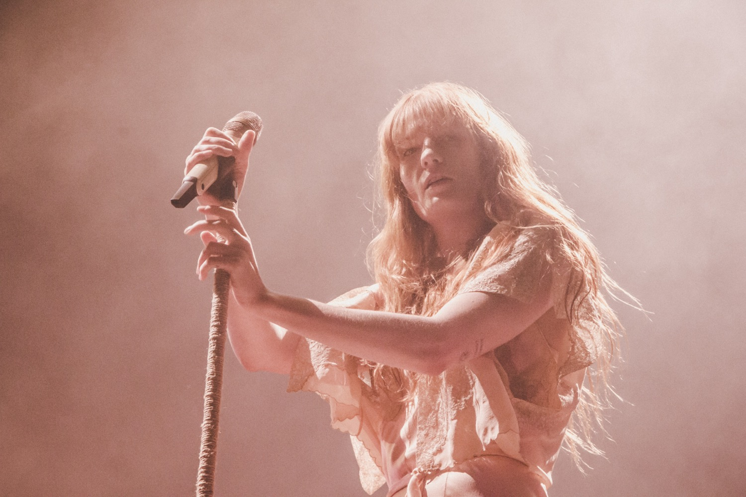 Florence and the Machine, photo by Lior Phillips