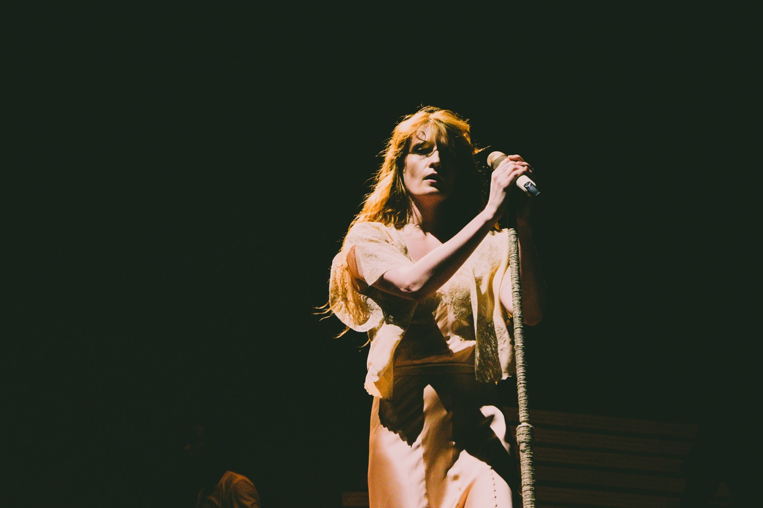 Florence and the Machine, Osheaga 2018, photo by Lior Phillips