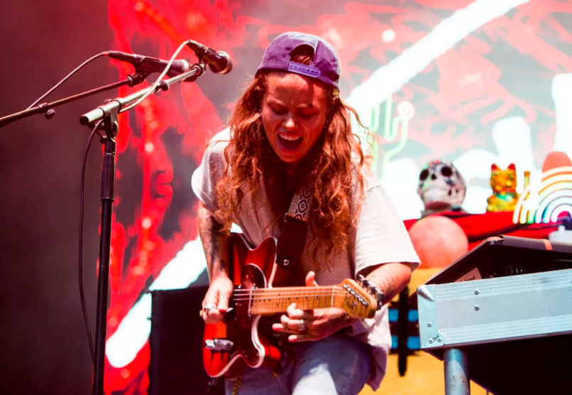 Stream Flow State Album Tash Sultana debut