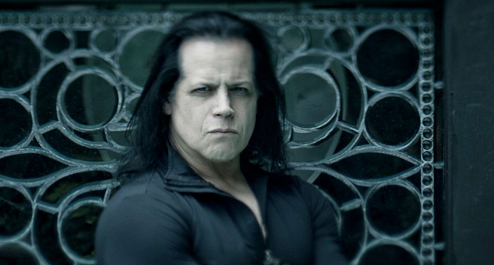 "Glenn Danzig to direct ""vampire Spaghetti Western"" movie; sets fall release for Danzig Sings Elvis album"