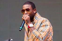 Gucci Mane, Lollapalooza 2018, photo by Caroline Daniel