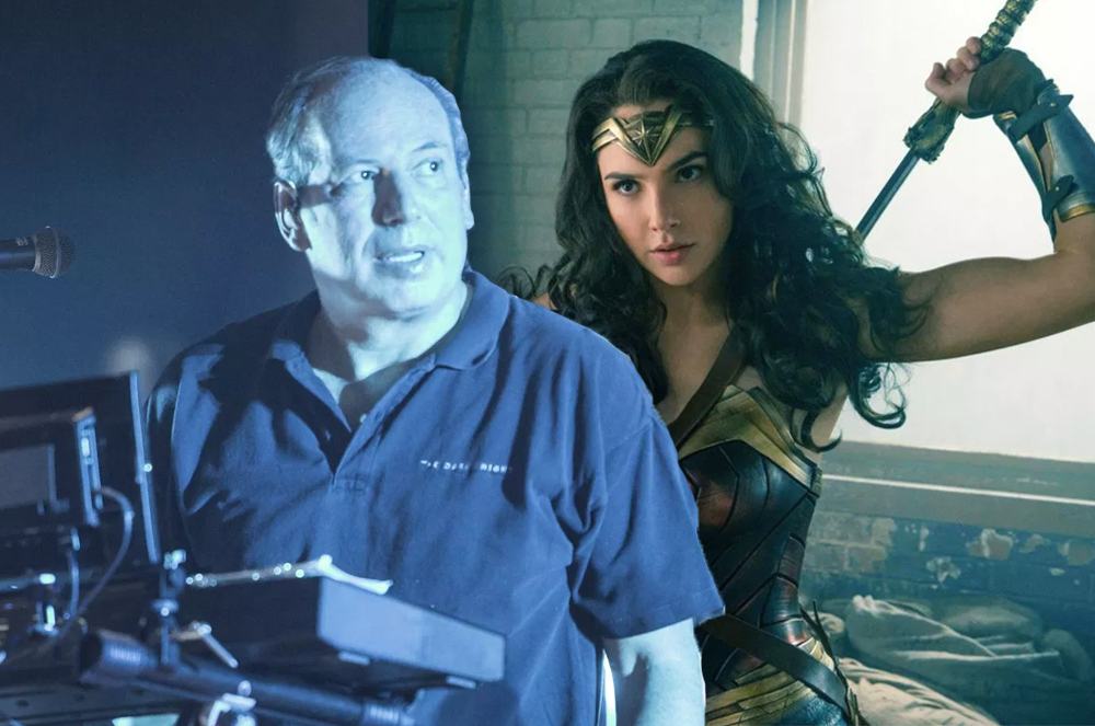 Hans Zimmer Wonder Woman 1984 Score