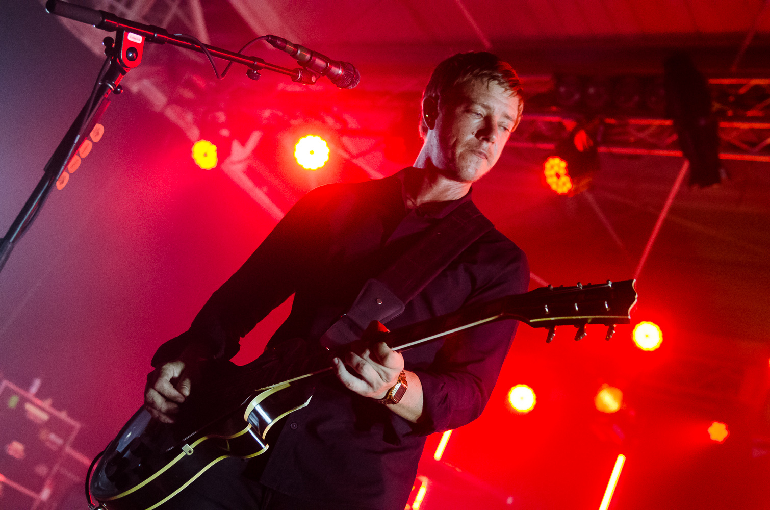 Interpol House of Vans Brooklyn Ben Kaye