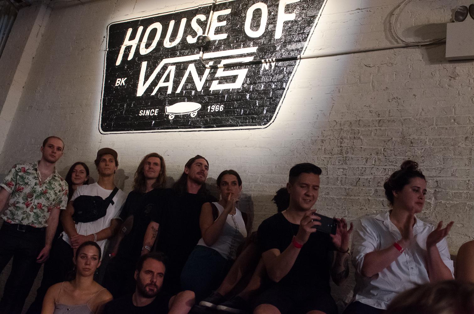 Interpol House of Vans Brooklyn Ben Kaye-23