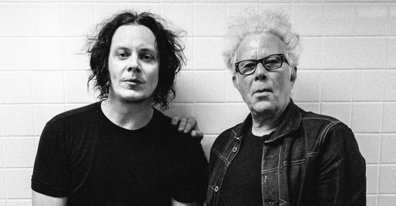 Jack White and Tom Waits