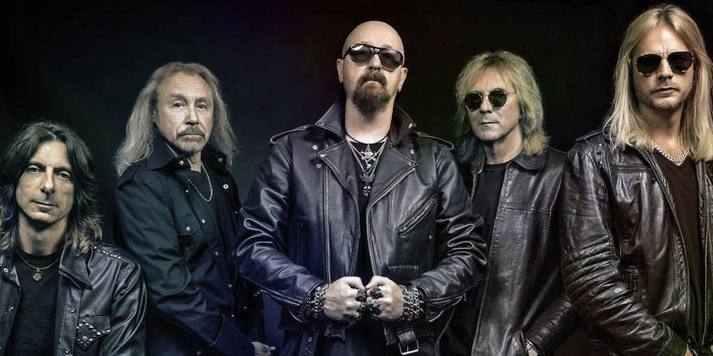 Rob Halford: Glenn Tipton is already writing riffs for next Judas Priest album