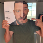 Justin Timberlake book memoir Hindsight and All the Things I Can't See in Front of Me