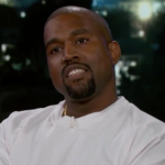 Kanye West on Jimmy Kimmel