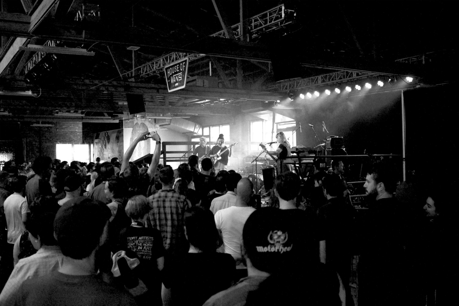Lala Lala, House of Vans Chicago, photo by Heather Kaplan