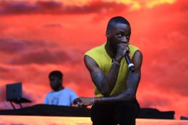Goldlink, Lollapalooza 2018, photo by Heather Kaplan