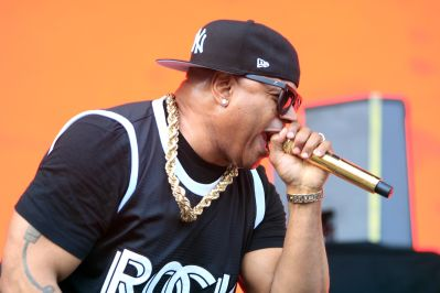 LL Cool J, Lollapalooza 2018, photo by Heather Kaplan