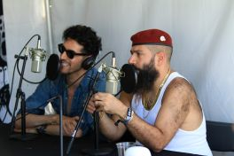 Chromeo, Lollapalooza 2018, photo by Heather Kaplan
