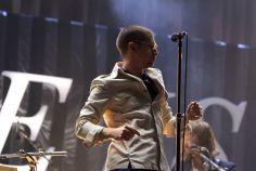Arctic Monkeys, Lollapalooza 2018, photo by Heather Kaplan
