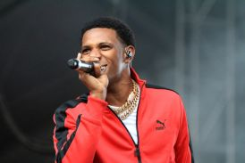 A Boogie Wit Da Hoodie, Lollapalooza 2018, photo by Heather Kaplan