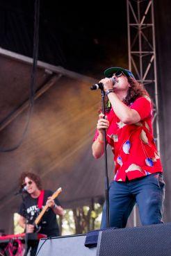 Knox Fortune, Lollapalooza 2018, photo by Caroline Daniel
