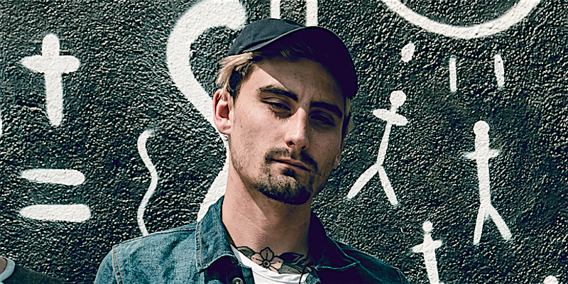 Kyle Pavone of We Came As Romans
