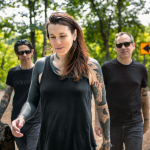 Laura Jane Grace & The Devouring Mothers Bought to Rot Album Announcement Apocalypse Now & Later