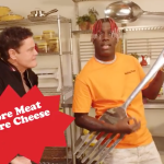 Watch Donny Osmond and Lil Yachty Chef Boyardee Jingle
