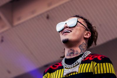 Lil Pump, Lollapalooza 2018, photo by Caroline Daniel