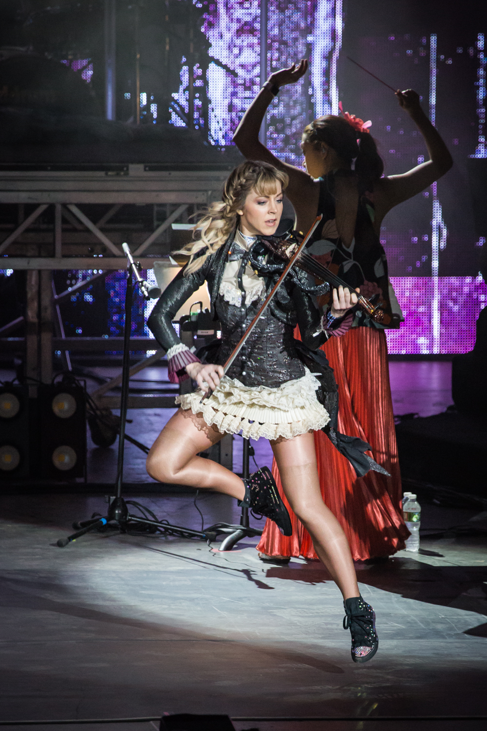 Lindsey Stirling, photo by Joe Russo