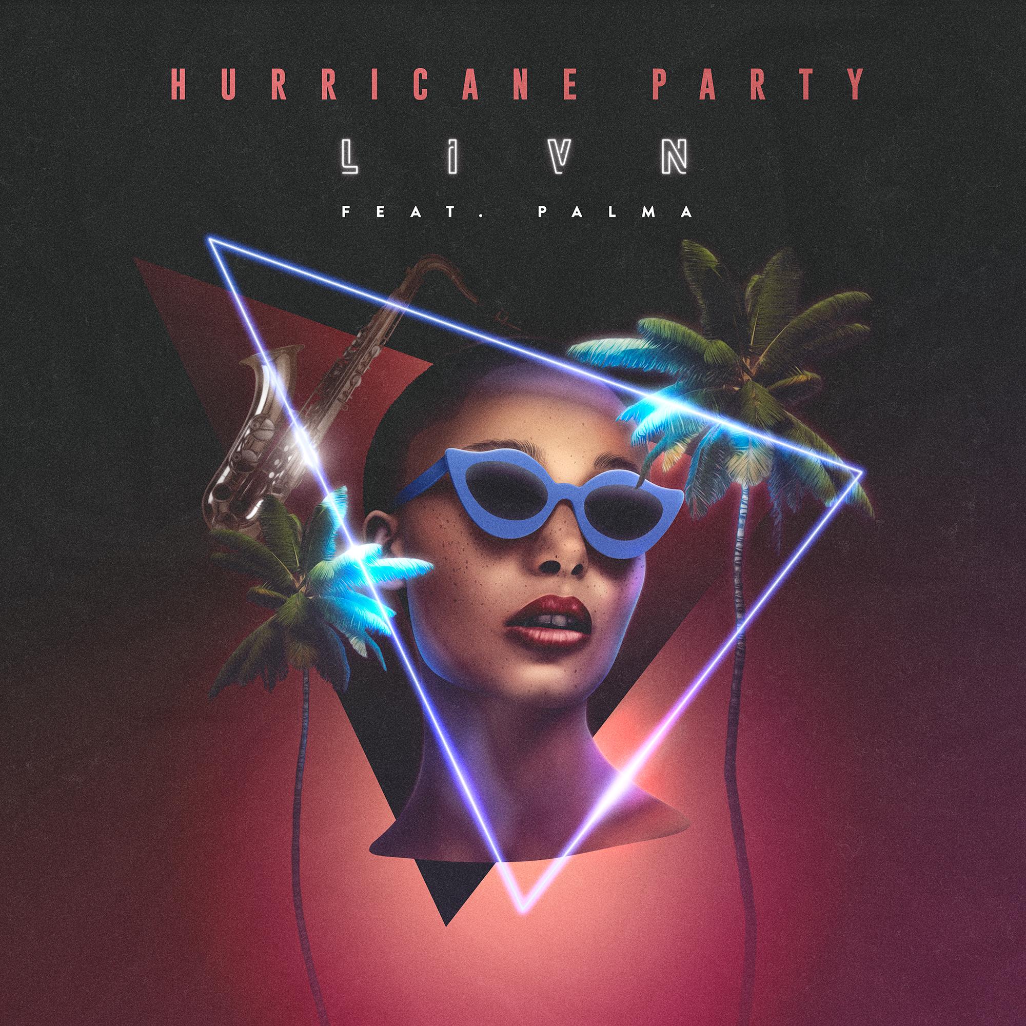 hurricane party single livn