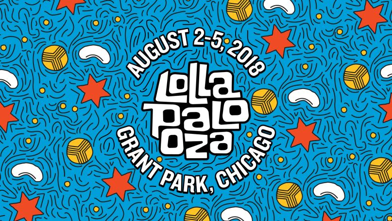 Lollapalooza 2018 webcast