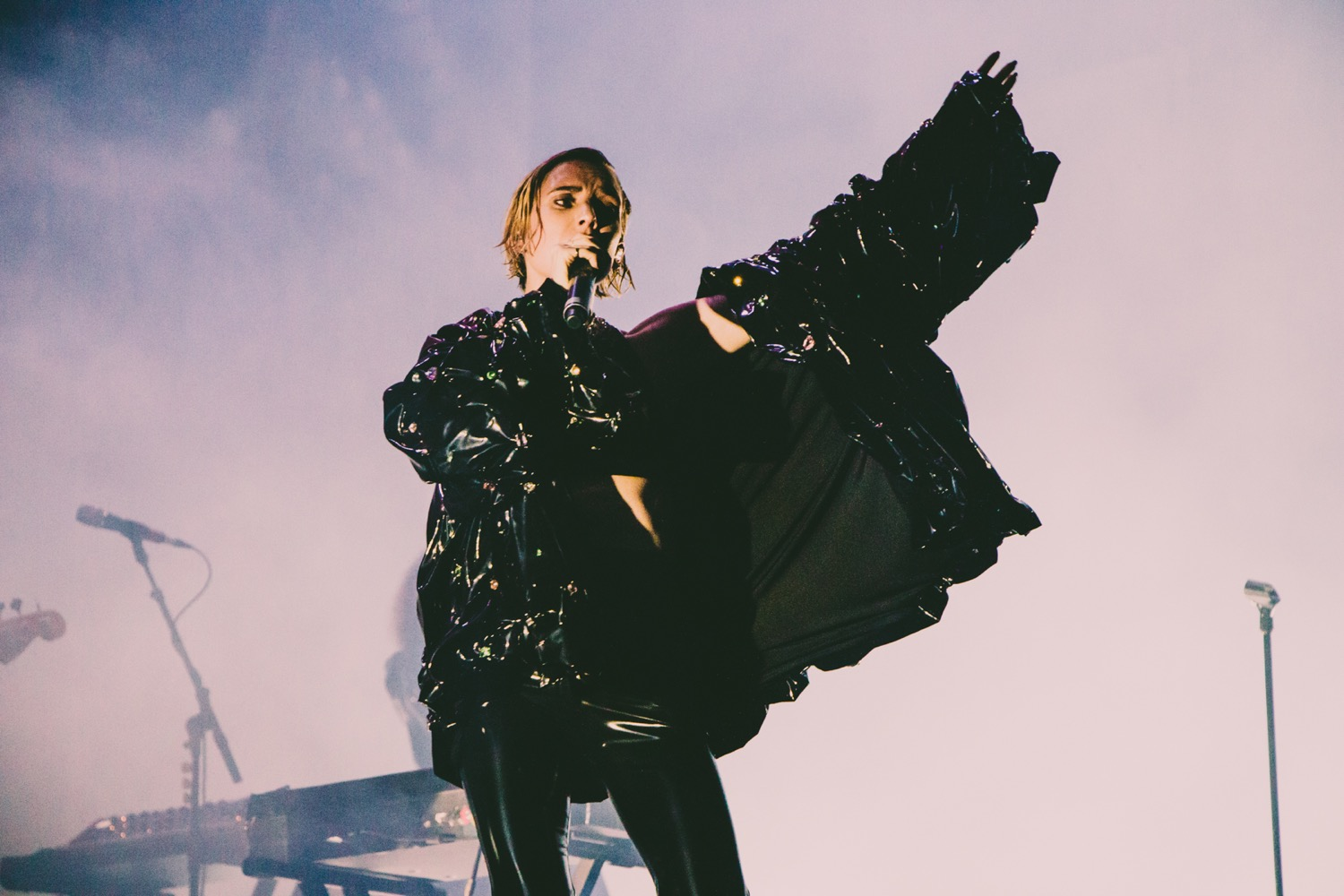 Lykke Li, Osheaga 2018, photo by Lior Phillips