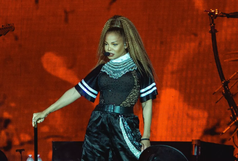 "Stream Janet Jackson ""Made for Now"" song new"