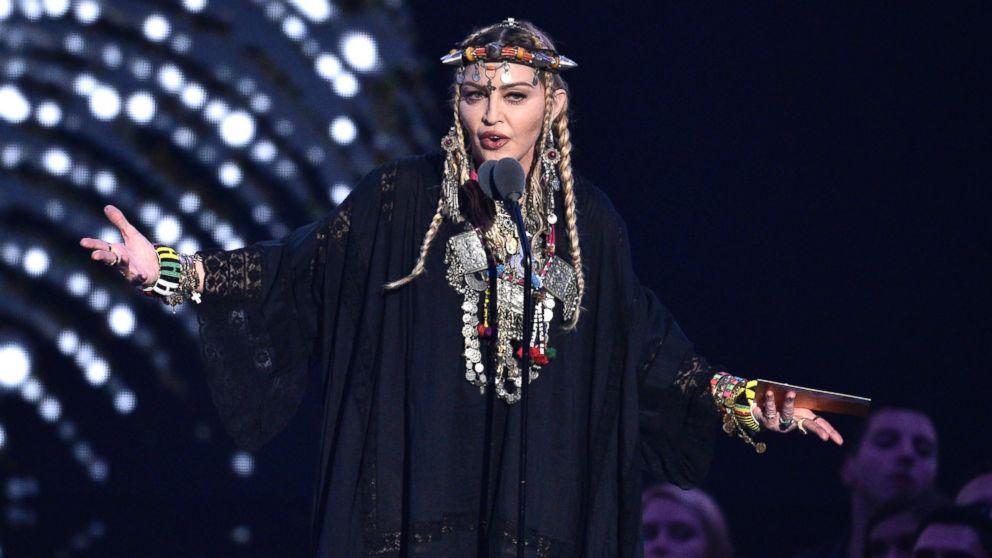 Madonna at VMAs