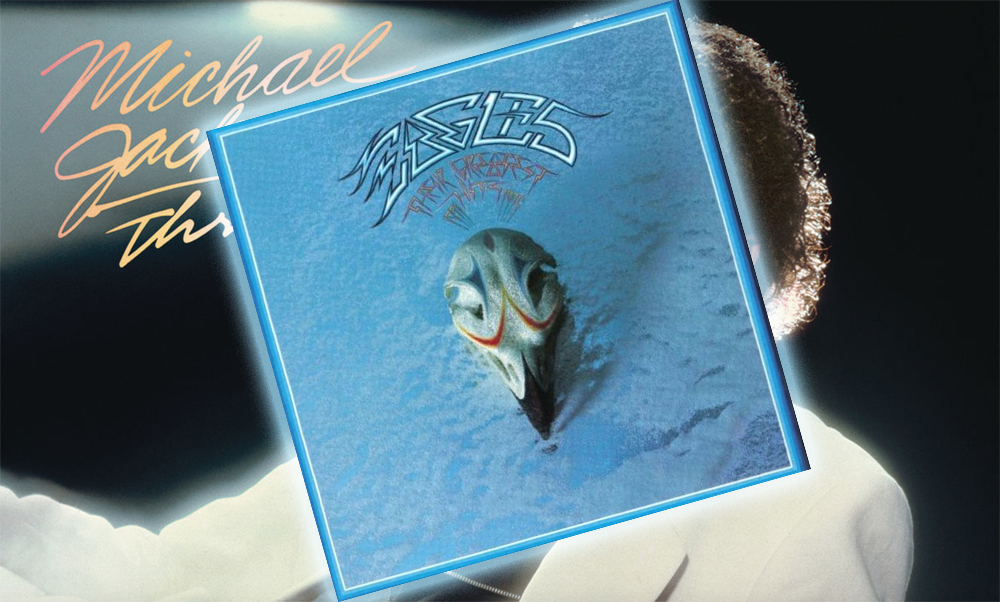 Michael Jackson Thriller Eagles Greatest Hit Best-Selling Record US