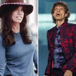 Mick Jagger Carly Simon Lost duet Fragile Jaime Fernandez