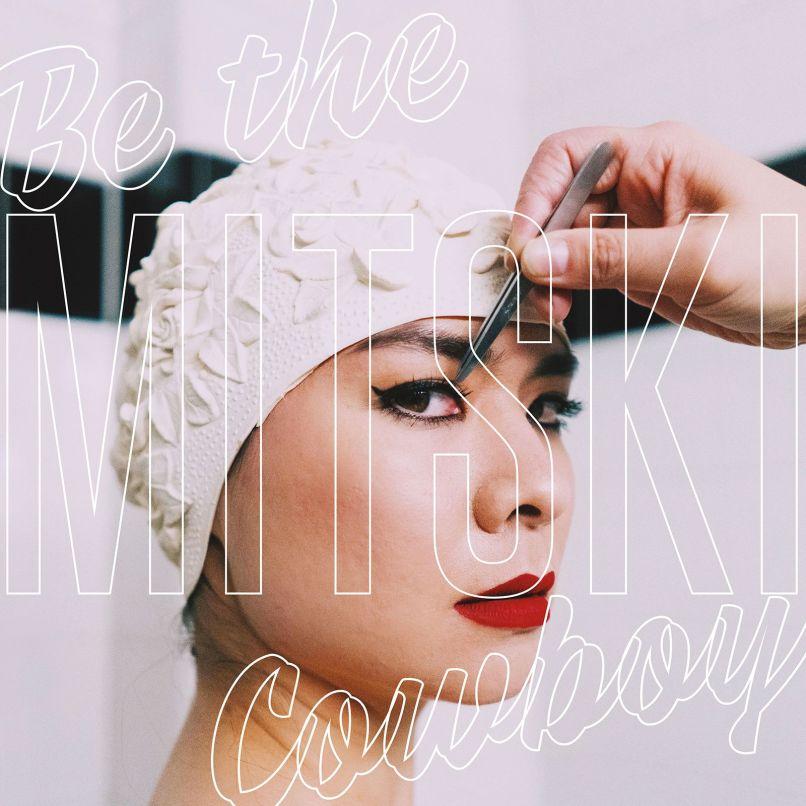 mitski be the cowboy cover art