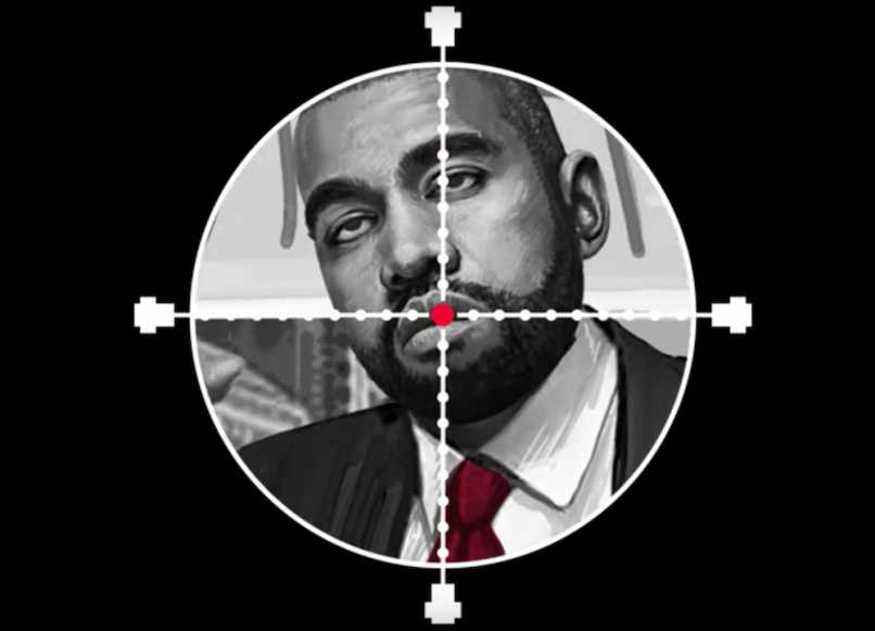 "Video Muggs DOOM Kanye ""Assassination Day"""