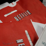 Netflix red envelope mail delivery 3 million