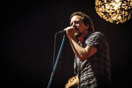 Pearl Jam, photo by Lior Phillips