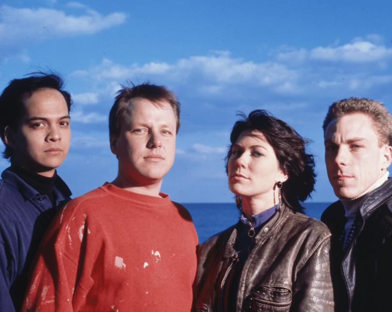 Pixies 30th anniversary surfer rosa